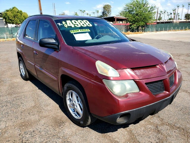 2004 Pontiac Aztek STD
