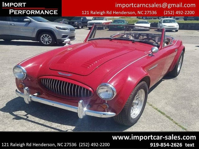 1964 Austin-Healey 3000 Replica