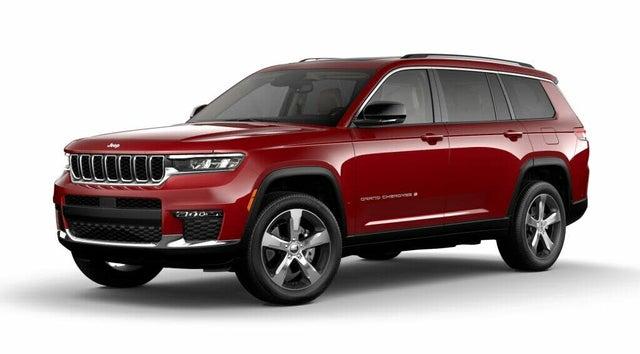 2021 Jeep Grand Cherokee L Limited RWD