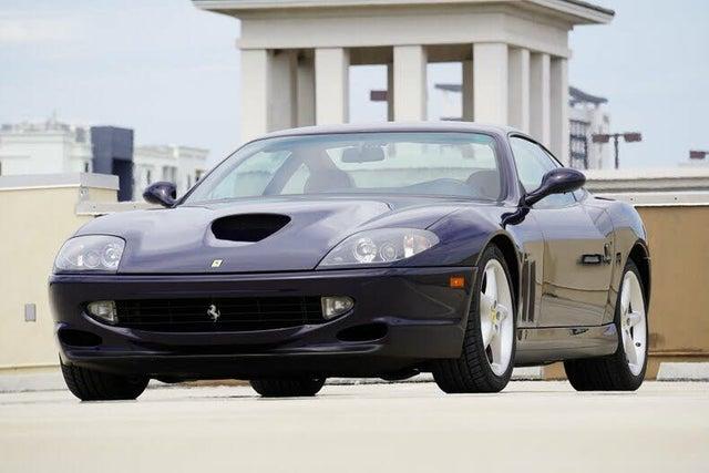 2001 Ferrari 550 Maranello Coupe RWD