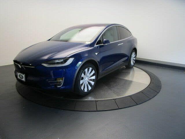 2020 Tesla Model X Performance AWD