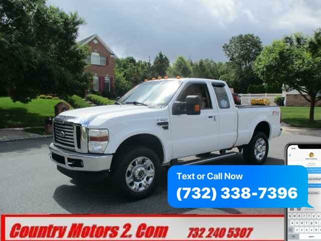 2010 Ford F-350 Super Duty Lariat SuperCab 4WD