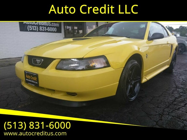 2002 Ford Mustang Coupe