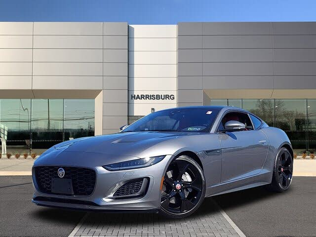 2021 Jaguar F-TYPE First Edition Coupe RWD