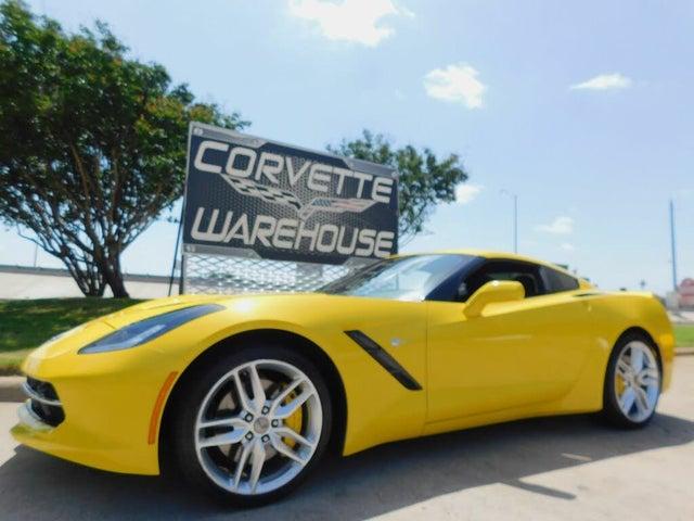 2017 Chevrolet Corvette Stingray Z51 2LT Coupe RWD
