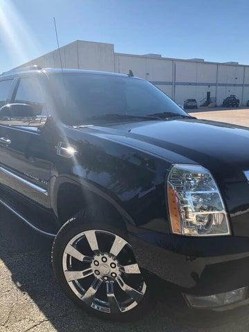 2012 Cadillac Escalade EXT 4WD