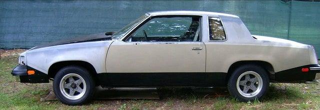 1987 Oldsmobile Cutlass Supreme Brougham Coupe RWD