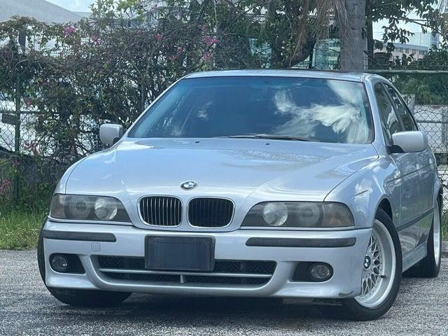 1999 BMW 5 Series 540i Sedan RWD