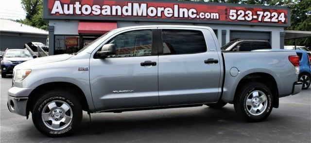 2010 Toyota Tundra Tundra-Grade CrewMax 5.7L