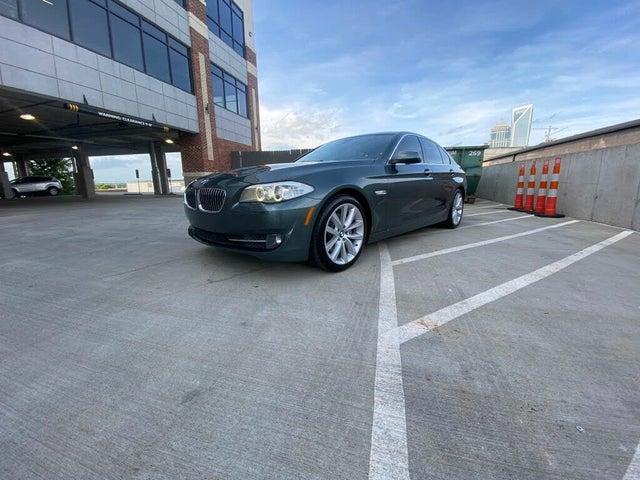 2013 BMW 5 Series 535i Sedan RWD