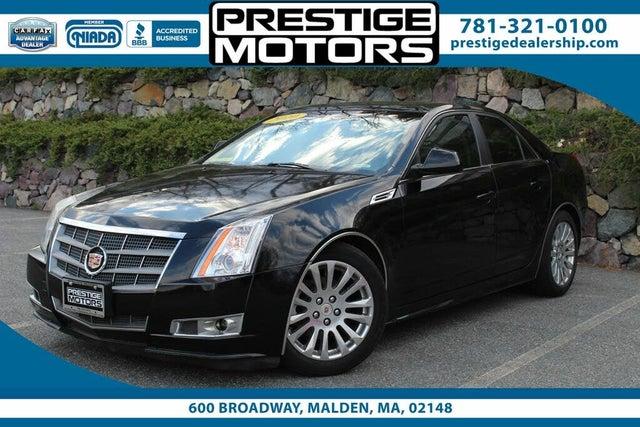 2010 Cadillac CTS 3.6L Premium AWD