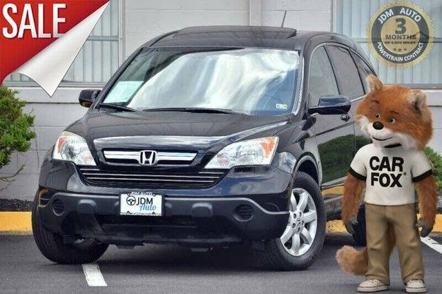 2008 Honda CR-V EX-L AWD with Navigation