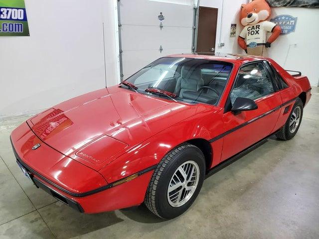 1986 Pontiac Fiero Sport