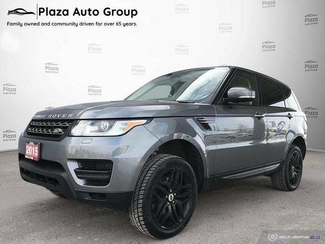 2015 Land Rover Range Rover Sport V6 SE 4WD
