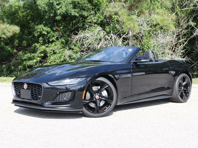 2021 Jaguar F-TYPE First Edition Convertible RWD