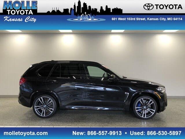 2015 BMW X5 M AWD