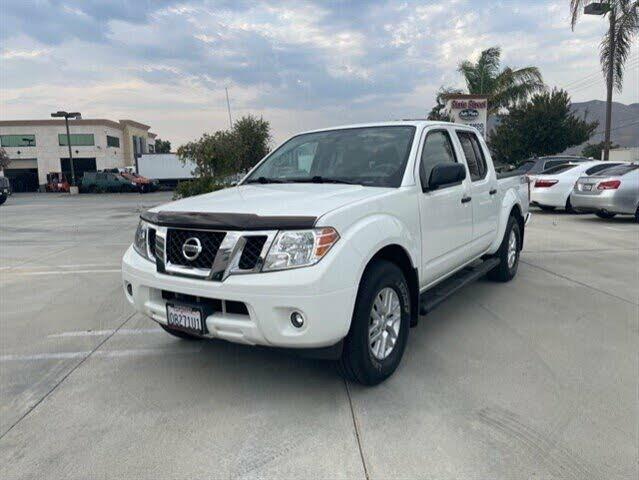 2014 Nissan Frontier SV Crew Cab