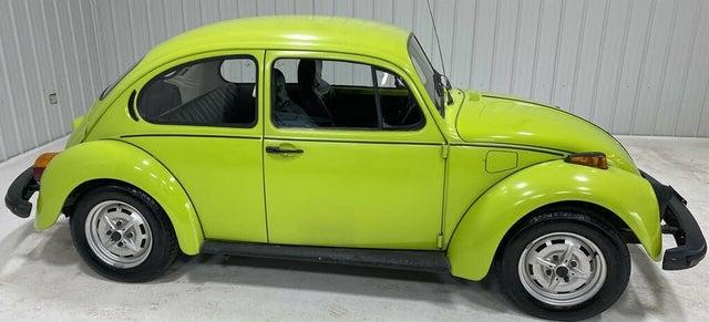 1974 Volkswagen Super Beetle Hatchback