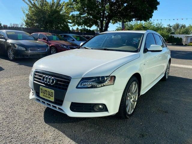 2012 Audi A4 Avant 2.0T quattro Premium Plus AWD