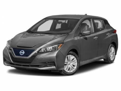 2019 Nissan LEAF SL FWD