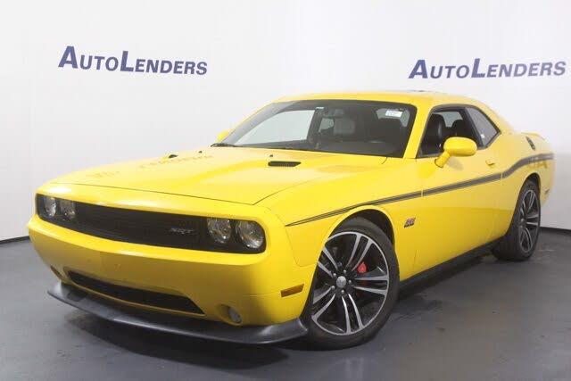 2012 Dodge Challenger SRT8 392 Yellow Jacket RWD
