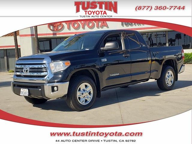 2016 Toyota Tundra SR5 Double Cab 5.7L