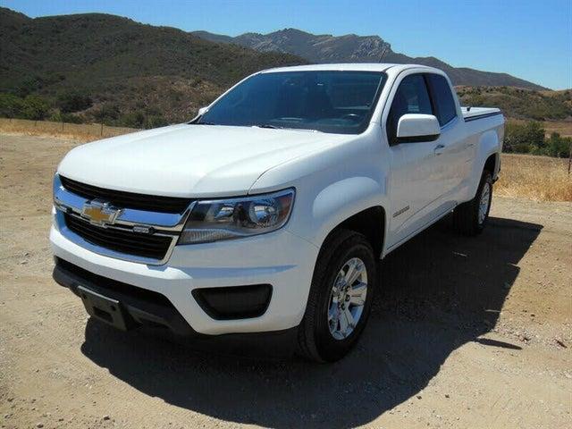 2020 Chevrolet Colorado LT Extended Cab RWD