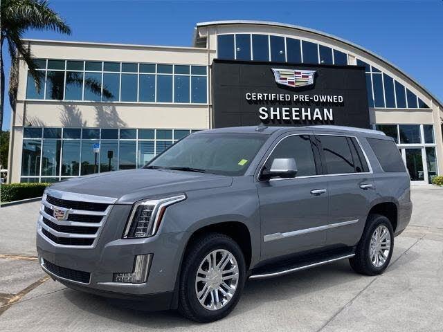 2018 Cadillac Escalade RWD