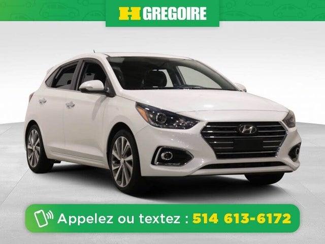 2019 Hyundai Accent Ultimate Hatchback FWD
