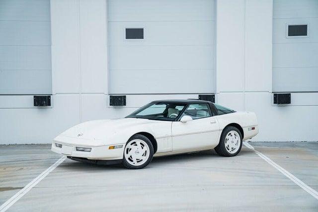 1988 Chevrolet Corvette Coupe RWD