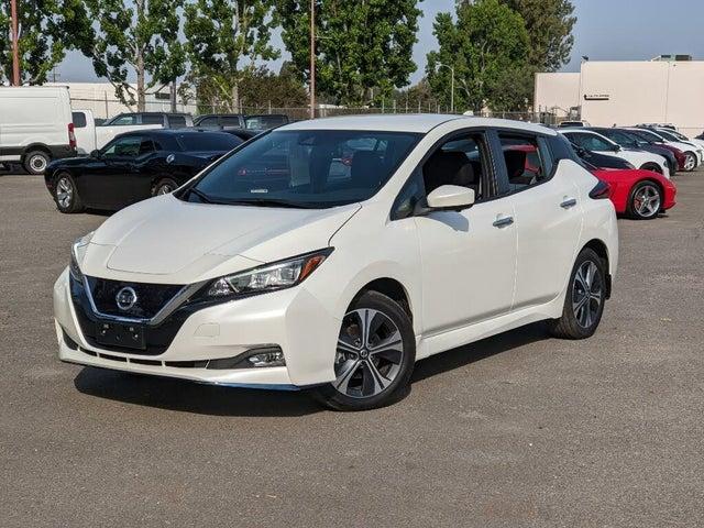 2020 Nissan LEAF SV Plus FWD