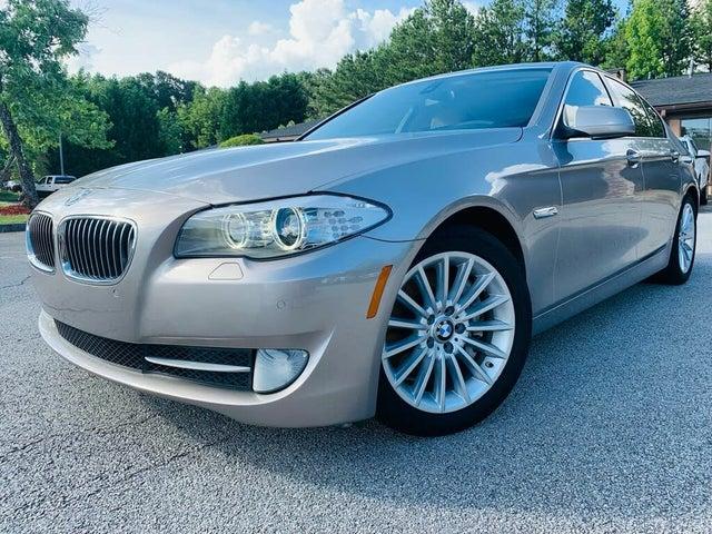 2012 BMW 5 Series 535i Sedan RWD