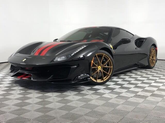 2020 Ferrari 488 Pista RWD