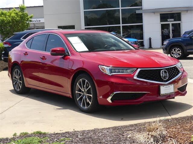 2019 Acura TLX V6 FWD
