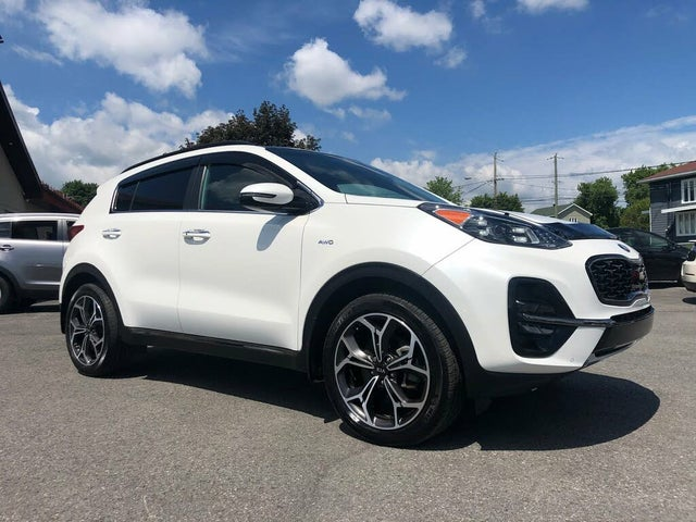 2020 Kia Sportage SX AWD