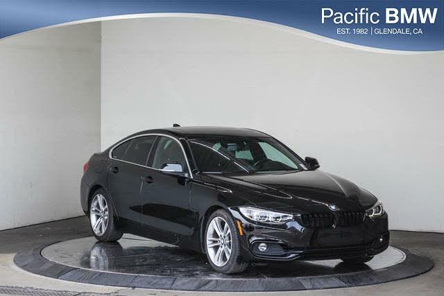 2018 BMW 4 Series 430i Gran Coupe RWD