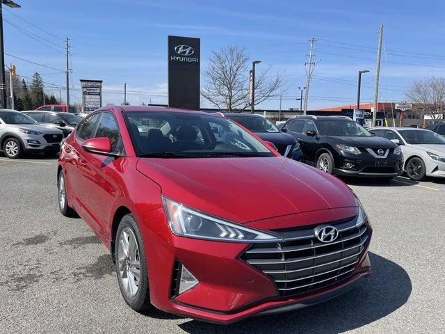 2020 Hyundai Elantra Preferred Sedan FWD