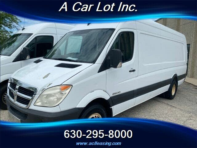 2007 Dodge Sprinter Cargo 3500 170 WB Extended RWD
