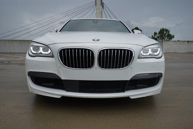 2015 BMW 7 Series 750i RWD