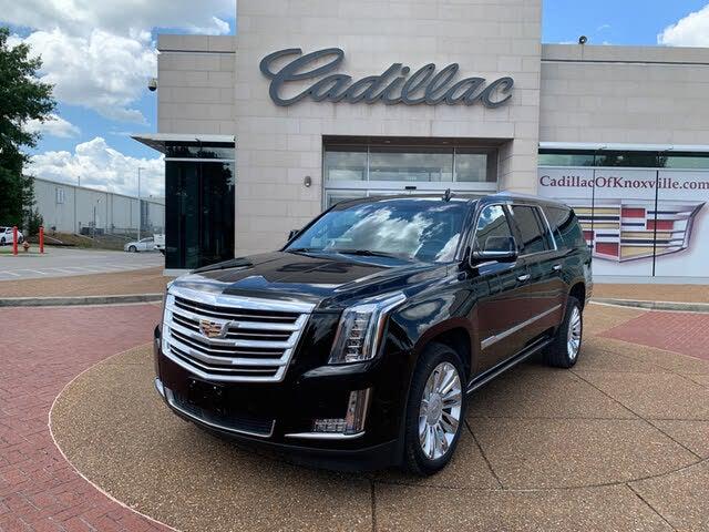 2018 Cadillac Escalade ESV Platinum RWD