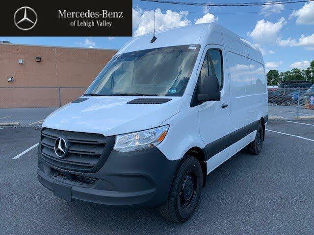 2021 Mercedes-Benz Sprinter 2500 144 Crew Van RWD
