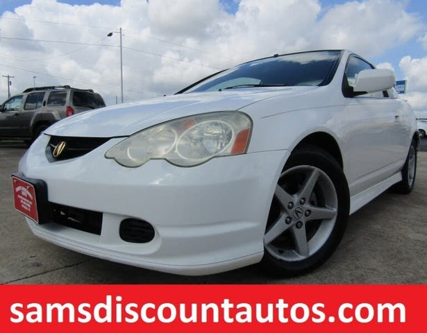 2004 Acura RSX FWD with Leather