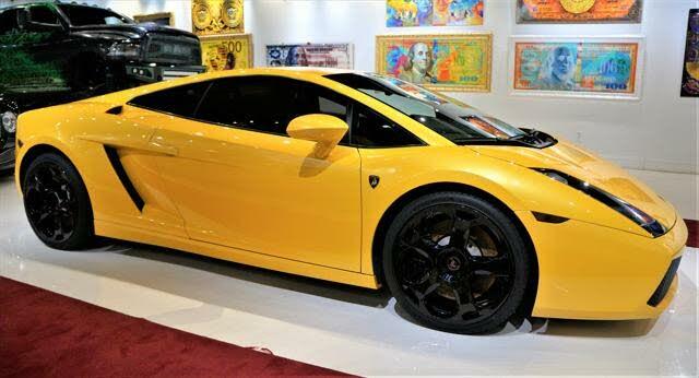 2004 Lamborghini Gallardo Coupe AWD