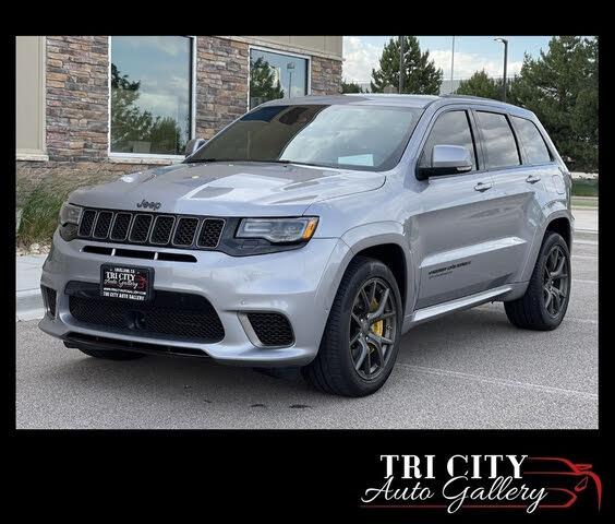 2020 Jeep Grand Cherokee Trackhawk 4WD