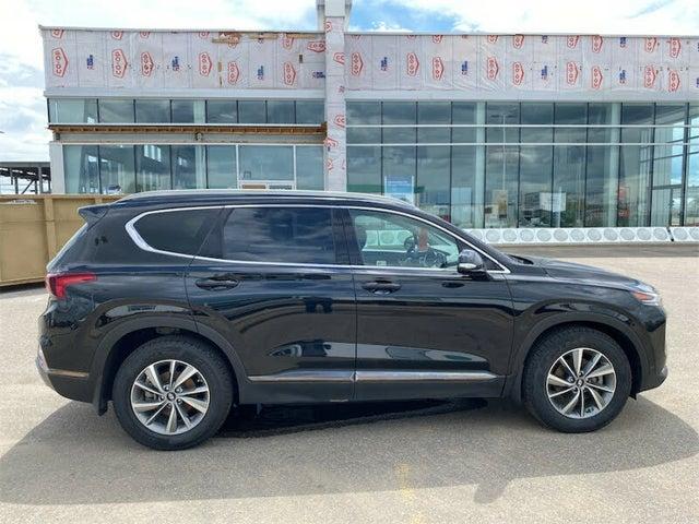 2019 Hyundai Santa Fe 2.0T Preferred AWD with Dark Chrome Accent