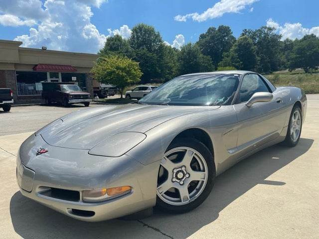 1999 Chevrolet Corvette Hardtop Coupe RWD