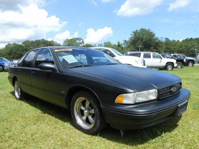 1995 Chevrolet Impala SS Sedan RWD