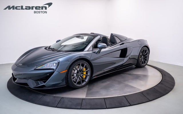 2020 McLaren 570S Spider RWD