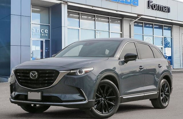 2021 Mazda CX-9 Carbon Edition AWD