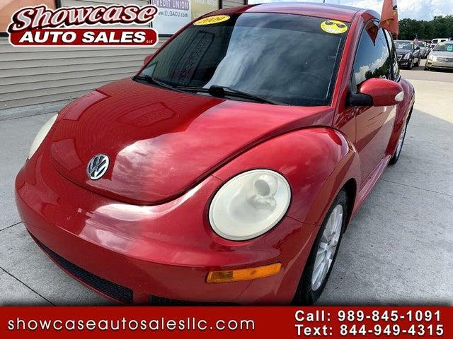 2009 Volkswagen Beetle S